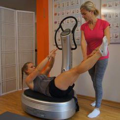 Power Plate Training - Zentrum für Stressregulation Basel ZSB